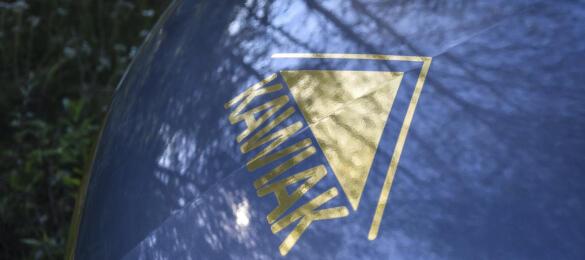 Logo złoty chrom