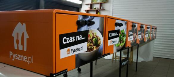 boxy dla Pyszne.pl