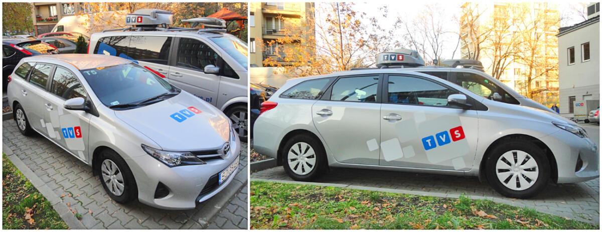 silesia Katowice - oklejenie samochodów